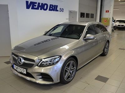 used Mercedes 220 C4MATIC AMG, Advantagepaket, Värmare