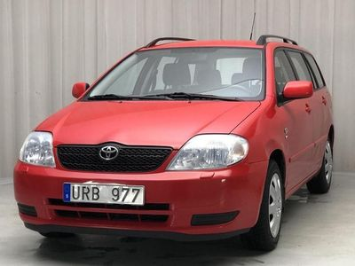 begagnad Toyota Corolla 1.6 Touring