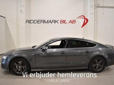 begagnad Audi A7 Sportback 3.0 TDI quattro (245hk) S-Line