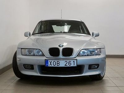 begagnad BMW Z3 Coupe 2,8i Taklucka