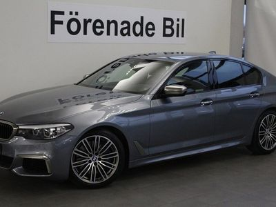 begagnad BMW M550 i xDrive Sedan 2017, Sedan 544 000 kr