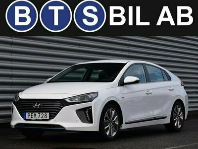 begagnad Hyundai Ioniq Hybrid PremuimPlusEco Euro 6 2017, Halvkombi Pris 174 900 kr