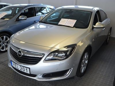 brugt Opel Insignia Limousine HB