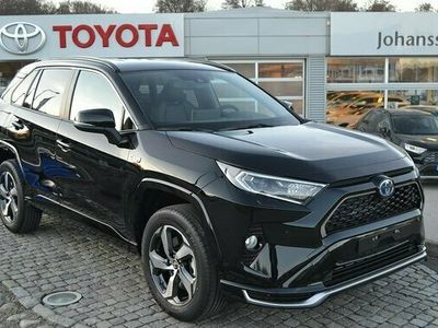 begagnad Toyota RAV4 Plug-in Hybrid Launch Edition JBL 2021, SUV Pris 529 900 kr