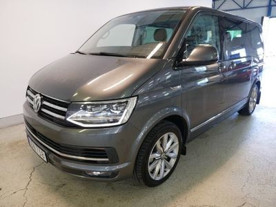 begagnad VW Multivan T6Highline 204hk DSG/4m
