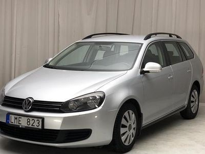 begagnad VW Golf VI Variant VW1.6 TDI BlueMotion Technology 2013, Kombi 68 250 kr