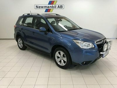 begagnad Subaru Forester 2.0 4WD Lineartronic 147hk