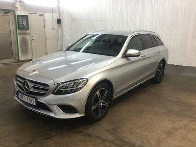 usata Mercedes 220 CSE-Edition 9G-Tronic Euro 6 194hk