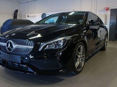 gebraucht Mercedes CLA200 Shooting Brake AMG-line DEMO