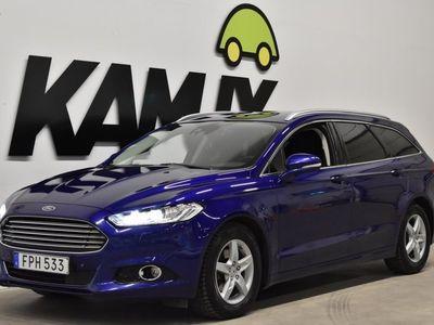 begagnad Ford Mondeo 2.0 TDCi Business D-värm (150hk)