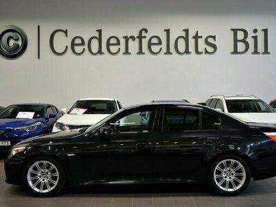 begagnad BMW 525 d Sedan M-Sport Aut 1-Ägare Sv-såld 197hk