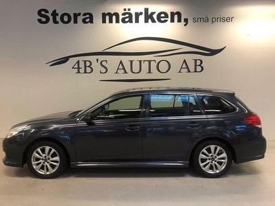 begagnad Subaru Legacy Wagon 2.5 CNG 4WD Lineartronic