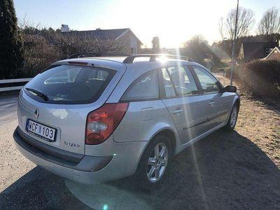 begagnad Renault Laguna 2.0T Expression 163HK 6-Växlad