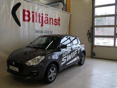 begagnad Suzuki Swift 1.2 Dualjet 4WD Euro 6 90hk