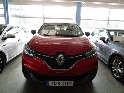 begagnad Renault Kadjar 1,6 dCi 130hk BOSE Edition 4x4