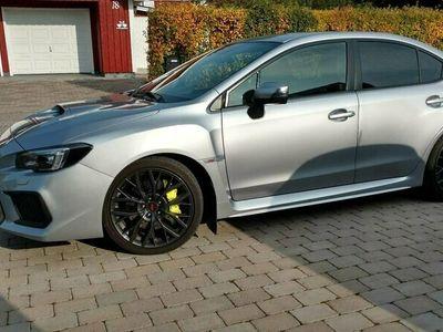 begagnad Subaru WRX