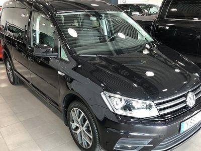 begagnad VW Caddy Maxi Life Caddy MPV Maxi 2.0 TDI 4Motion 2018, Personbil 349 900 kr