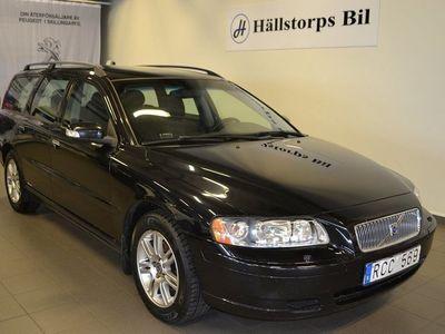 begagnad Volvo V70 2.4 Classic 170HK NYBES DRAG 1,95% RÄNTA