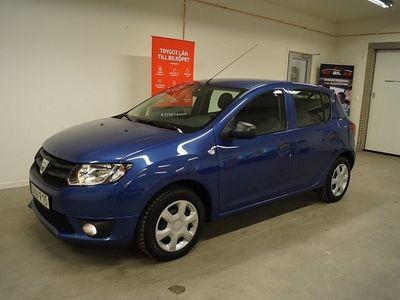 begagnad Dacia Sandero 90 HK 5400 MIL 49900 KR