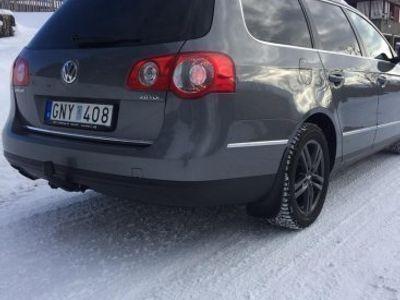 begagnad VW Passat 2.0 Tdi 4-motion -08