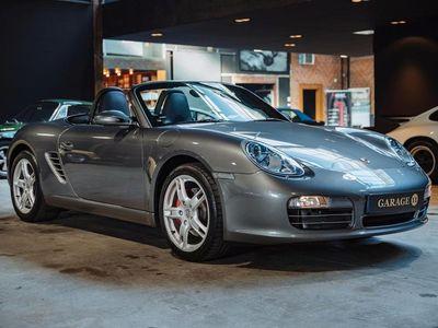 begagnad Porsche Boxster S Manuell