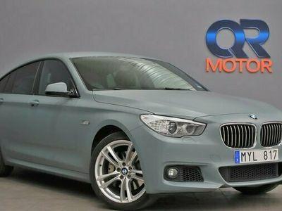 begagnad BMW 535 Gran Turismo d xDrive M-Sport Värmare Drag 2013, Personbil Pris 269 500 kr
