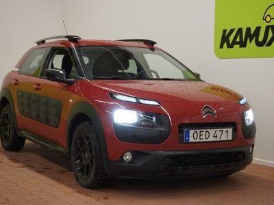 begagnad Citroën C4 Cactus PureTech Euro6 S&V Hjul