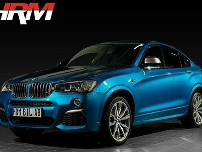 begagnad BMW X4 M40i Navi Keyless 2017, SUV Pris 449 900 kr