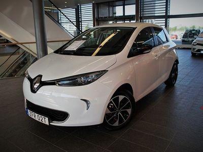 begagnad Renault Zoe R110 41 kWh Intens batteriköp