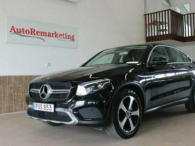 begagnad Mercedes 220 GLC BenzD Coupé 4MATIC 9G-Tronic EU6 2018, SUV Pris 374 500 kr