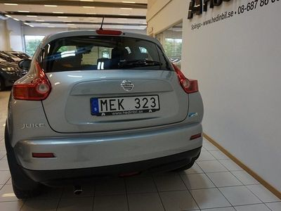 begagnad Nissan Juke 1.5 dCi DPF 110hk