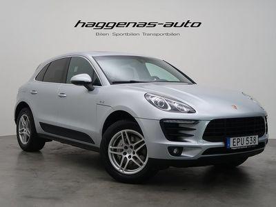 brugt Porsche Macan S Diesel / 258hk / Drag / Panorama