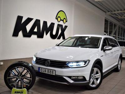 begagnad VW Passat Alltrack 2.0 TDI 4M | Active info | Navi | Drag | Värmare |
