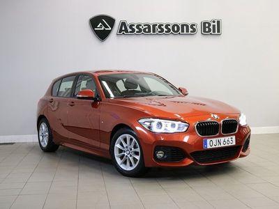 begagnad BMW 118 i M-Sport 136hk SoV-hjul LEASEBAR
