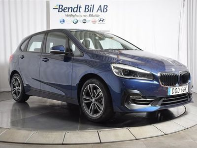 begagnad BMW 218 i Active Tourer/Model Sport/Dragkrok -19