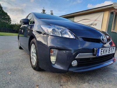begagnad Toyota Prius Plug-in Hybrid 1.8/VÄRMARE/MOMS