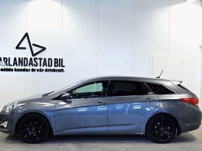 begagnad Hyundai i40 1.7 136hk Aut /1års garanti