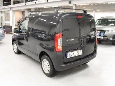 begagnad Citroën Nemo 70HDI SKÅP DIESEL -09
