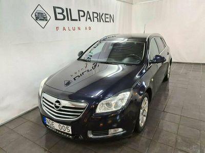 begagnad Opel Insignia ST 2.0 BiTurbo CDTI 4x4 Automat 195hk