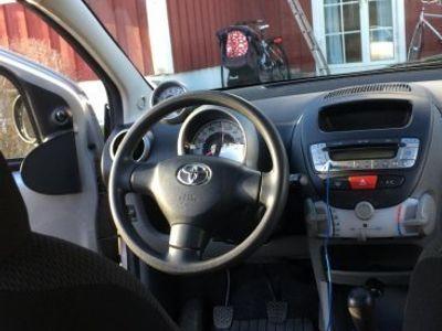 begagnad Toyota Aygo -07