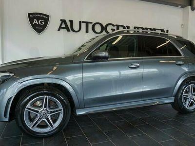 begagnad Mercedes 450 GLE BenzHybrid 4M AMG Burmester UNIK Se Spec 2020, SUV Pris 899 000 kr