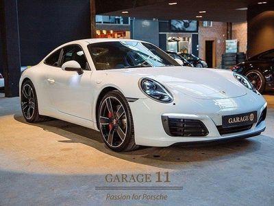 begagnad Porsche 911 Carrera S 991PDK Sport Chrono Svens
