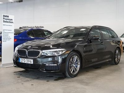 begagnad BMW 540 i xDrive Touring Innovation Edt