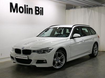 begagnad BMW 320 i xDrive Touring M Sport / Navigation