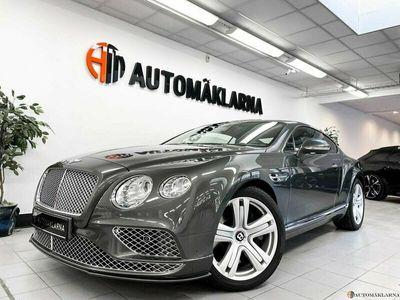 begagnad Bentley Continental GT SPEED OPTIC 6.0 W12 575HK