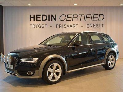 begagnad Audi A4 Allroad Q 2.0 TDI S-Tronic D-värmare Facelift 190hk