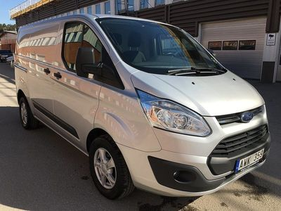 gebraucht Ford Custom Transit2.2 TDCi 125hk Skåp 3-sits