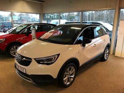 begagnad Opel Crossland X Dynamic 1.2 Turbo AT6 I 2019, SUV 209 200 kr