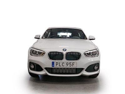 begagnad BMW 118 i / M-sport / 136HK / LED Strålkastare