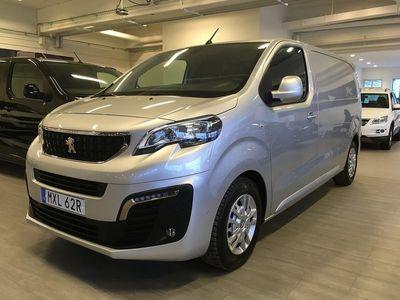 begagnad Peugeot Expert Skåpbil 115hk (Värmare + Drag)